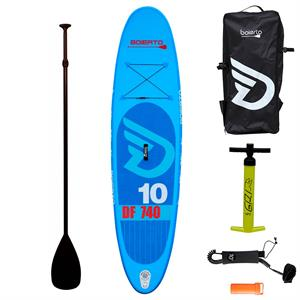 Boierto Allround Gonflable SUP + Paddle