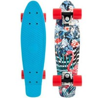 Penny Flamingo Forest Skateboard 22""