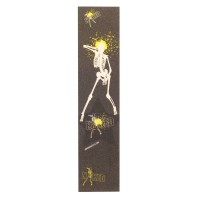 Naked Trottinette Griptape - Dancing Skeleton