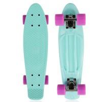 """NKD Classic Deluxe Skateboard 22"""" - Mint"""