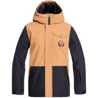 Quiksilver Ridge Youth Snow Veste