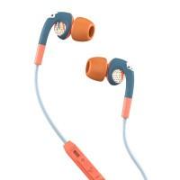 Skullcandy Fix in Ear  w. mic - Geo/Black/Chrome