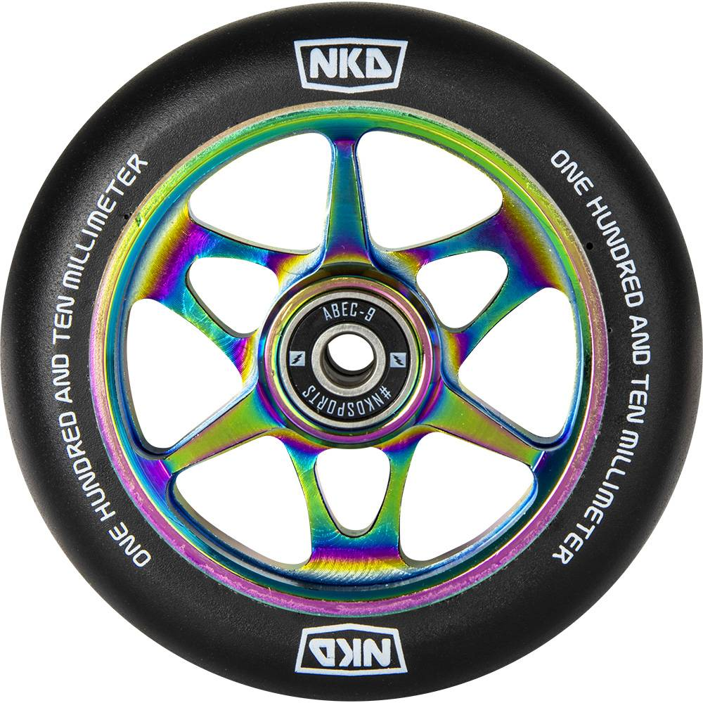 NKD Supreme Trottinette Roue - Toute La France Skate- Et Surfshop