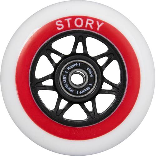 Story Inline Roulettes Roue