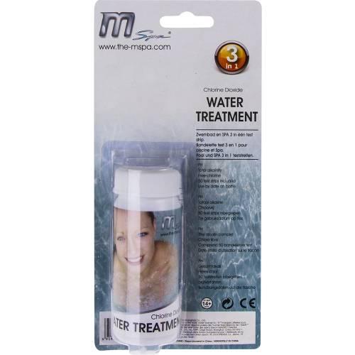 MSpa Water Treatment