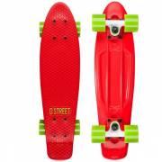 D Street Polyprop Cruiser Skateboard
